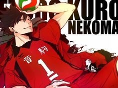Have to say, Kuroo Tetsuro is probably my favourite love in haikyuu!