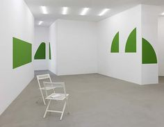 """Christopher Roth """"Blow out"""" at Esther Schipper, Berlin"""