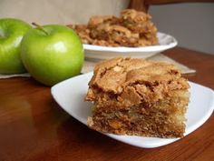 A Beautiful Mess: A Family Favorite: Apple Pie Bars