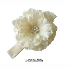 CAMELLIA - sash and headband set #sash #headband #flowergirlaccessories #accessories #flower