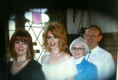 Cousins Melissa , Christina & Aunt Nancy & Uncle Donald Prettyman