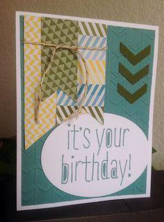 Stampin' Up! Birthday by Krystal De Leeuw: Big News
