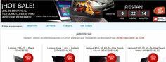 Promociones Hot Sale 2015 en Lenovo
