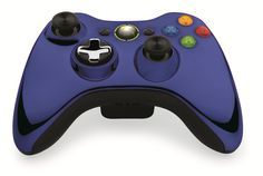 Amazon.com: Custom Xbox 360 Controller Wireless Glossy Jet Black- Without Mods: Video Games