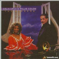 "-- #LyricArt for ""Dice Anton"" by Celia Cruz"
