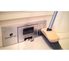 Sweepovac Kitchen Plinth Vacuum Powerful Cleaner