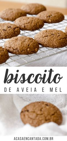 Cookie Recipes, Dessert Recipes, Delicious Desserts, Yummy Food, Cooking Cookies, Candy Cakes, Breakfast Snacks, Light Recipes, Diy Food