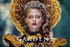 Dzisiaj mamy wielką przyjemność zaprezentować Wam kolejną odsłonę projektu GARDENS. The Royal Beauty zatytułowaną Queen of Bees.  Tym razem Autorki projektu – kostiumografka Urszula Łęczycka-Jeziorska oraz  fotografka Jolania Fotografia zaprosiły do zdjęć piękną Annę Karczmarczyk. Royal Beauty, Gardens, Dachshund, Queen, Beads, Necklaces, Beading, Outdoor Gardens, Weenie Dogs