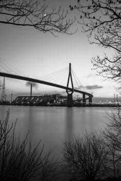 Köhlbrandbrücke | Bildschönes Hamburg