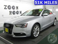 2013 Audi for sale at First City Cars and Trucks in Gonic, NH. Granite State, Audi A5, City Car, Used Cars, Trucks, Vehicles, Rolling Stock, Truck, Vehicle