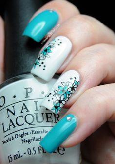 . #nailart #nails #nailart http://nailsly.com/