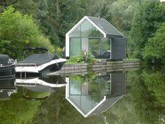 zomerhuis-eiland huis