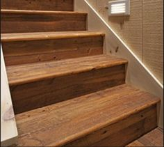 Whole Log Lumber manufactures a number of high quality, sustainable wood products, including wood stairs & trim, barnwood & siding, & much more. Wood, Accent Wall, Kitchen Mood Board, Barn Wood, Sustainable Wood, Stairs Trim, Wall Paneling, Stairs, Timber Stair