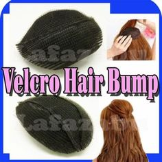 easy way to make hair bumps...i'm in