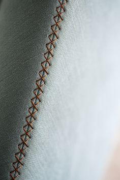 2 seater fabric sofa FACETOFACE by Tacchini