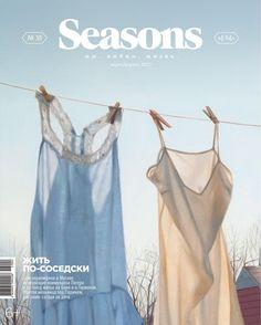 563 отметок «Нравится», 22 комментариев — Seasons Project (@seasons_project) в Instagram: «1 марта. Мы выходим на воздух вот с такой обложкой номера март-апрель, дышащей небом и нежностью.…»