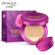 71.25$  Watch now - http://ali150.worldwells.pw/go.php?t=32760090766 - Hot Natural Bright Moisturizing Skincare Light Long Lasting Foundation Makeup Air Cushion CC Cream for Professional or Home Use
