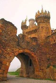Ponferrada Castle, Galicia, Spain | Express Photos