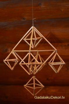 puzuri - Google Search Handmade Ornaments, Mobiles, Twine, Ceiling Lights, Google Search, Creative, Inspiration, Color, Biblical Inspiration