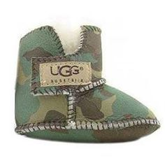 For my baby boy (eventually) camo uggs –so cute !! | best stuff