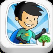 Spelling Hero Game- Customizable spelling practice game (Gr 1-3)