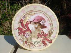 I Card, Decorative Plates, Tableware, Home Decor, Art, Art Background, Dinnerware, Decoration Home, Room Decor