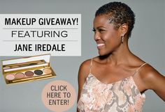 I'm giving away products from one of my absolute FAVORITE makeup lines! Jane Iredale! If you're someone that loves natural and organic beauty products, but you don't want to compromise on quality, you need to enter this contest. Head over to my Facebook page @TrueBeautyYou to find out how you can enter to win (it's the first post on the page). This eyeshadow palette is GORGEOUS and the gel liner is the perfect solution for those that love a highly pigmented liner without the mess of using a…