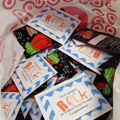 Student council election handout. Student council candy ...
