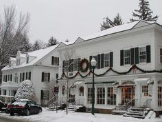 Woodstock, Vermont - Top Christmas Towns on HGTV