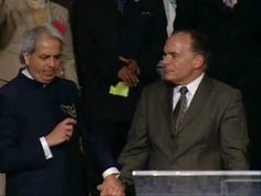 Benny Hinn - Satan Has No Authority In This Place