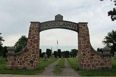 great great grandpa's burial plot