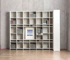 Premium shelf-system by mocoba | Office shelving systems