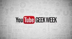 Geek Week was practically made for us. Click through for our picks! Web Development Tutorial, Youtube S, Series Premiere, Mobile News, Best Youtubers, College Life, Tech News, About Uk, Nerdy