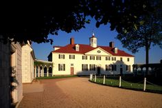 Mount Vernon Mansion...where the mystery begins...