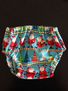 'Busy Santa' Baby Boy Bloomers. $11.50 (FREE Shipping within Australia). Handmade. Find us on Facebook; BoyCot Baby.