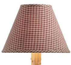 The Country Porch features the Wine York Mini Check lampshade from Park Designs. Park Designs, Lampshades, Country Lamps, Lamp, Star Lamp, Lamp Shades For Sale, Lamp Shade, Lamp Shades, Black Light Fixture