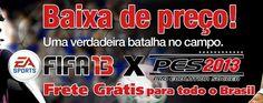 Aproveite a promoção na Baixa de Preço dos games e ainda tenha Frete Grátis para todo o Brasil, por tempo limitado, somente no site da Saraiva.