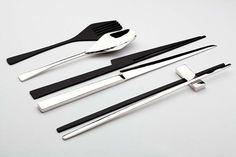 Probably the 20 coolest cutlery set designs ever made - Blog of Francesco Mugnai