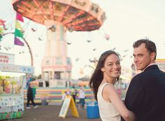 Fair and carnival engagement session   Vitalic Photo