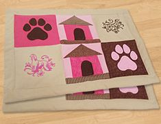 Embroidery Library - Machine Embroidery Designs Inspired Project Page-These would take soooooo long but be cute