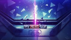 SNA-Olympics IDENT. SNA Olympics London 2012 Ident   Type: Ident  Info: Design for Sky News Arabia,    Credits: Creative Director : Habib Fe...