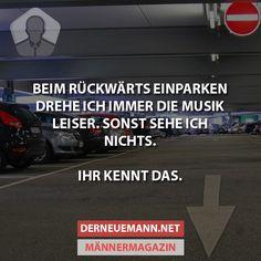 Rückwärts einparken #derneuemann #humor #lustig #spaß #auto