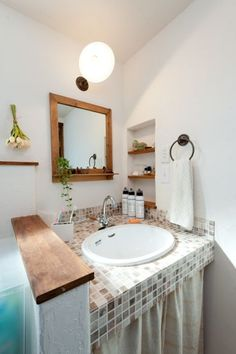 Ideal House, Washroom, Vanity, Home, Trousers, Dressing Tables, Powder Room, Ideal Home, Laundry Rooms