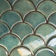 Fish Scale Mosaics - Products - Surface Gallery