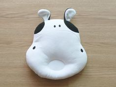 Cow Baby Pillow – jazzberrymom