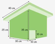 vogelhaus zum selber bauen mit dieser idee holzarbeiten pinterest vogelh user aufstellen. Black Bedroom Furniture Sets. Home Design Ideas
