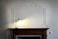 Another idea to disguise those ugly cords!