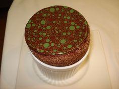 Soufflé au chocolat Chartreuse / Souffle de xocolata i Chartreuse