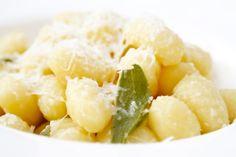 Gnocchi met salieboter - Paolo's CucinaPaolo's Cucina