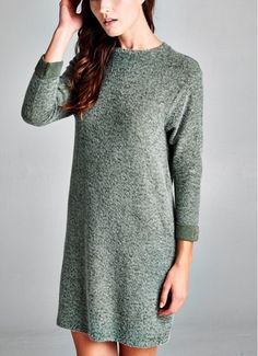 Snuggle With Me Dress